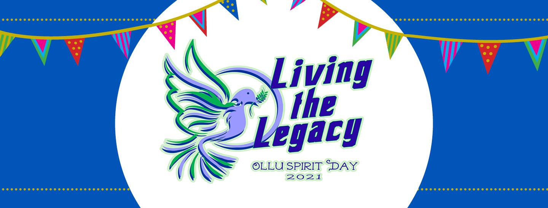 OLLU Houston Spirit Day